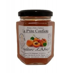 French apricot jam