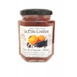 Confiture courgette hibiscus