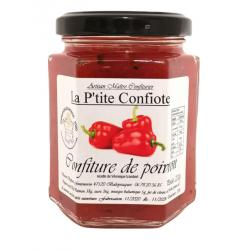 red peper jam