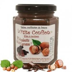 Hazelnuts spread 50