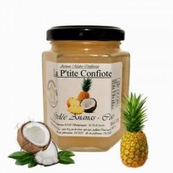 Gelée pine colada