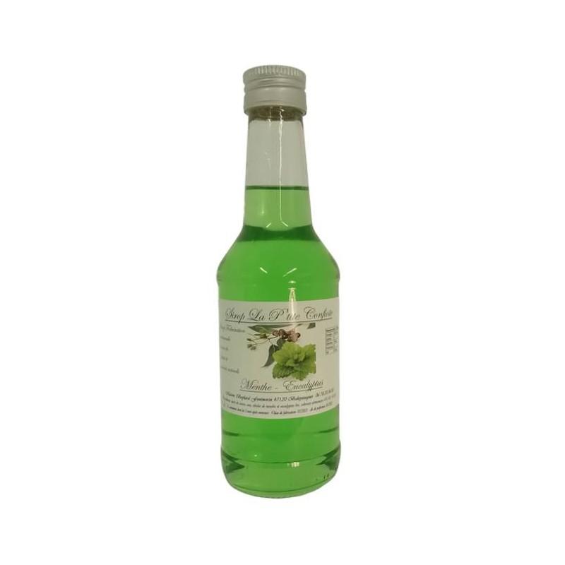 Eucalyptus mint syrup