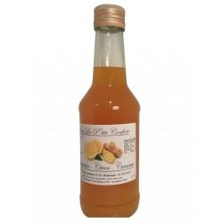citron gingembre curcuma
