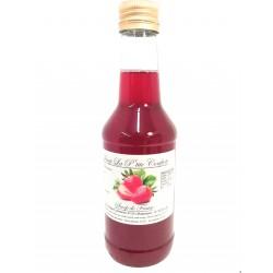 sirop de fraise