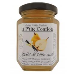 Gelée poire vanille